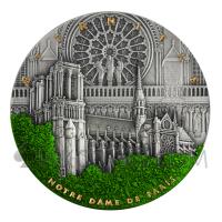 Notre Dame 5$ 2oz Niue 2021