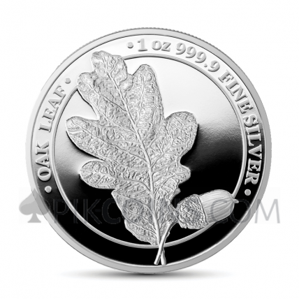 Oak Leaf 1oz 2019 - Silver Proof