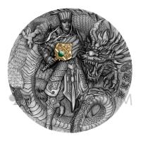 Zhuge Liang 5$ 2oz Niue 2020