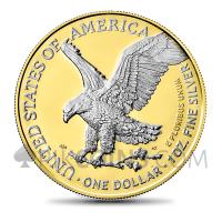 American Eagle - New Motive Gold 1 USD 1oz USA 2021