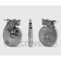 Dragon Egg 10000 Francs 2oz Chad 2022