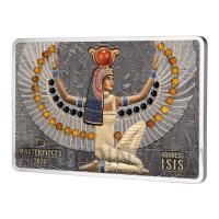 Goddess Isis Masterpieces 40$+16$ Solomon Islands 2020