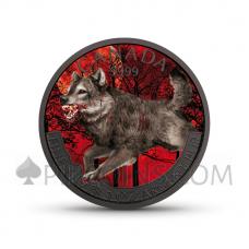 "Mad Wolf 5 CAD 2018 - ""Mad Animals"" Serie"